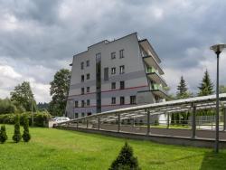 noclegi Zakopane Cristal Apartment VisitZakopane