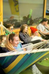 noclegi Władysławowo Kite Hostel lekcja kite gratis