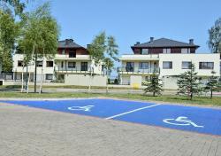 noclegi Olsztyn Apartament plażowy Ukiel