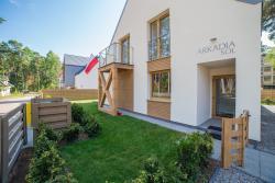 noclegi Łukęcin Villa Arkadia Mare Pobierowo