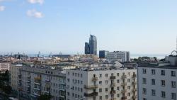 noclegi Gdynia Apartament Gdynia City Sea View