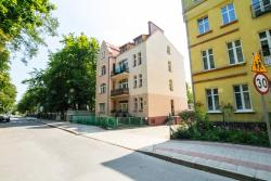 noclegi Świnoujście Baltic Apartments - Lila II