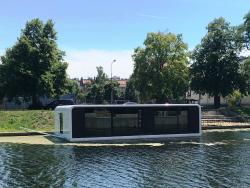 noclegi Gdańsk Dom na Wodzie - Flohotel