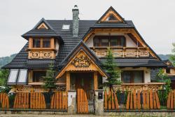 noclegi Zakopane Willa Bajkowe Widoki Apartamenty