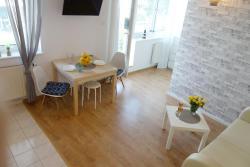 noclegi Sopot Bernadowska Apartment Ogród Parter