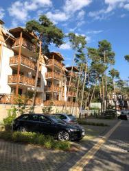 noclegi Mielno Apartment Mielno-Park