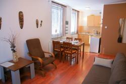 noclegi Sarbinowo Apartament Słoneczny