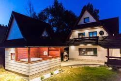 noclegi Zakopane Quality House - Cisza nad Doliną
