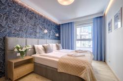 noclegi Gdańsk Blue Apartment Apart Studio