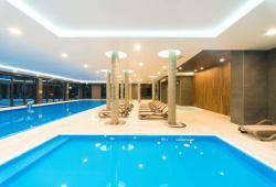 noclegi Kołobrzeg Luxury Apartament B 203 Polanki Park Basen&Spa