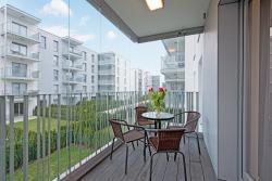 noclegi Gdańsk Lion Apartments - Nadmorze Deluxe