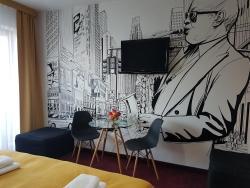 noclegi Kołobrzeg ARKA 7th floor - 365PAM