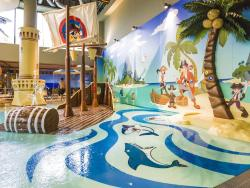 noclegi Świnoujście VacationClub - Aquamarina Apartament A-39