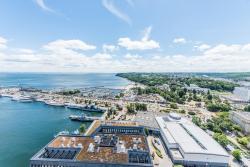 noclegi Gdynia Sea Towers z widokiem na morze