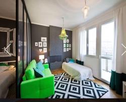 noclegi Gdańsk Grand-Tourist Apartments Green & Blue