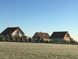 noclegi Dąbki Wygodny murowany domek- NOWY