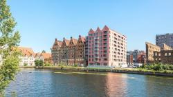 noclegi Gdańsk WaterLane Island HostelApartments