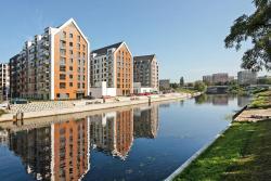 noclegi Gdańsk Downtown Apartments River View