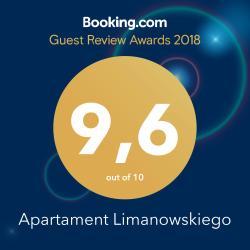 noclegi Bartoszyce Apartament Limanowskiego