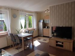 noclegi Kołobrzeg Apartament z ogródkiem Pomerania