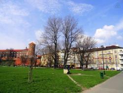 noclegi Kraków Welcoming Apartment Smocza Street