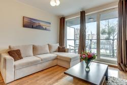 noclegi Gdańsk Flats For Rent - Chmielna Riverside 37