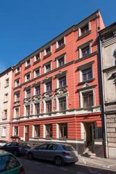 noclegi Kraków Trendy Apartment Kochanowskiego Street