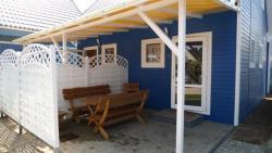noclegi Międzywodzie Błękitne domki przy morzu