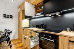 noclegi Gdynia Apartamenty Black&White - Apartament Loft Style