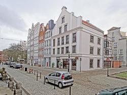 noclegi Gdańsk City Center - Świętego Ducha by Apartmore