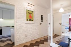 noclegi Kraków White Beds. A beautiful private apartment for you!