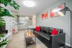 noclegi Gdańsk Little Home - Kontinuum