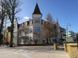 noclegi Świnoujście Baltic-Apartments - Willa Carmen 10