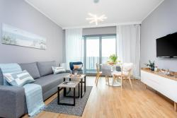 noclegi Gdańsk Seaside Beach Suite - Apartment 100m od Plaży Brzeźno Nadmorze