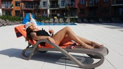 noclegi Kołobrzeg Apartment Sailor - Beach & Pool