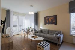 noclegi Gdańsk Sunny Apartment in Gdansk Oldtown