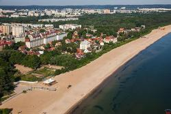 noclegi Gdańsk Q4 APARTMENTS Camilla 7 min. to the beach
