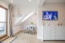 noclegi Puck Apart Harmony - Apartament 2 poziomowy Zatoka Pucka