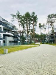 noclegi Pogorzelica Apartamenty Rodzinne z ogródkiem