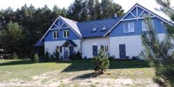 noclegi Białogóra Niebieski dom
