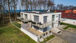 noclegi Rewal Villa Klif