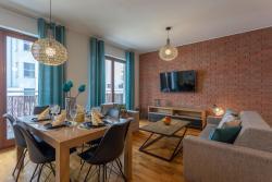 noclegi Świnoujście Ambria Apartments Platan Complex