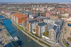 noclegi Gdańsk Prestige Apartments Nowa Motława