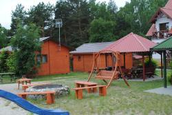 noclegi Kąty Rybackie Mini Camp U baby Agi