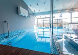noclegi Bielsko-Biała Młyńska 8 Apartament z prywatnym basenem