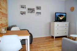 noclegi Hel HelApartamenty - Apartament Bałtyk III