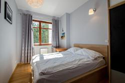 noclegi Gdańsk Deluxe Apartment with Balcony