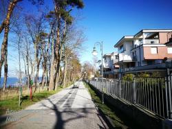 noclegi Rewal Apartament MAGIA - Holiday Management na klifie