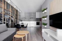 noclegi Gdańsk Luxusowy apartament moto 122