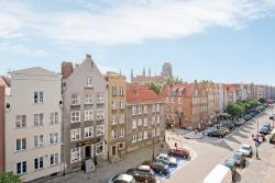 noclegi Gdańsk Downtown Apartments Old Town Rooftop